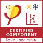 Passivehouse sertifikatas